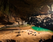 Hang Son Doong - Caverna com Floresta Dentro (11)