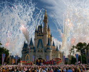 Disney Worlds Magic Kingdom (1)