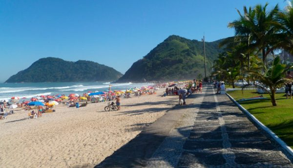 Praia do Tombo