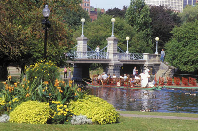 Parque Boston Commons