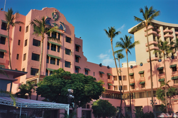 10. Royal Hawaiian: Waikiki – Havaí - Estados Unidos