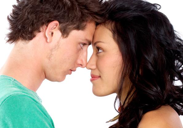 Resultado de imagem para casal cara a cara