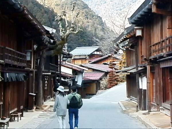 Kiso Valley: Japão