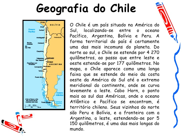 Geografia Do Chile
